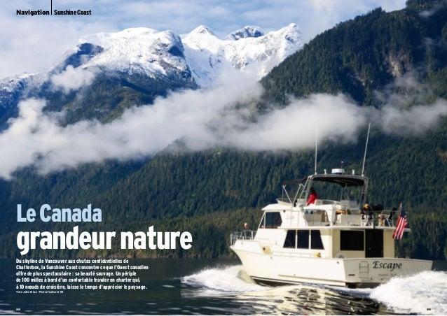 88 Essai ergjeraoperugergpeurp 8988 89 Du skyline de Vancouver aux chutes confidentielles de Chatterbox, la Sunshine Coast...