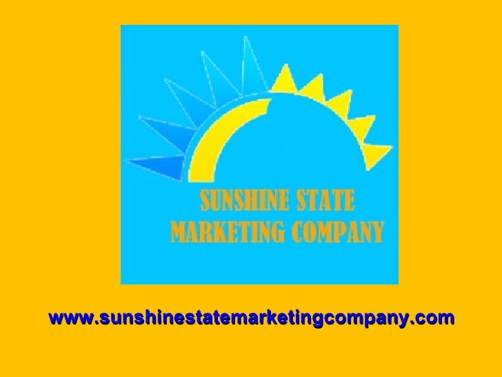 Sunshinestatemarketingcompany dot-com
