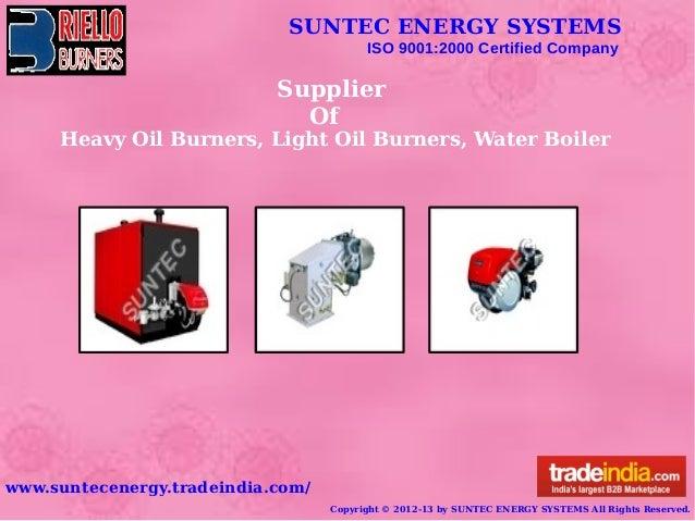 Suntec Energy System