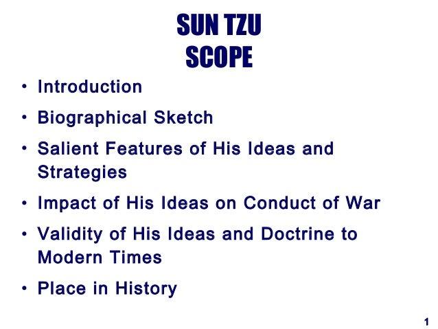Sun tzu presentation