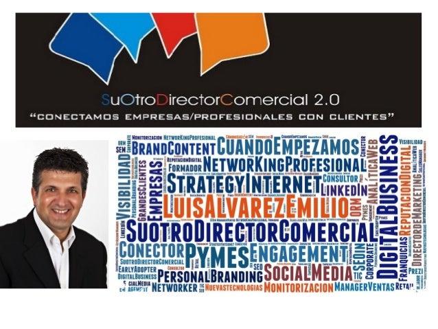 #SuOtroDirectorComercial 2.0