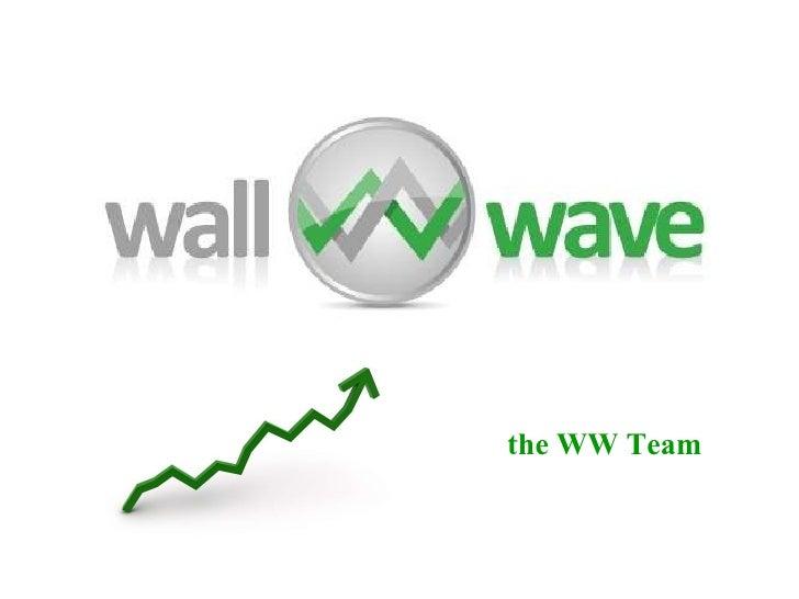 BlogOpen 2011 - SUO - Wall Wave