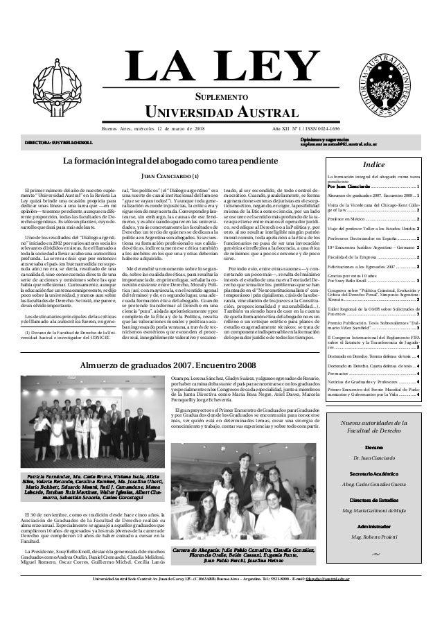 Sup.univ austral marzo2008