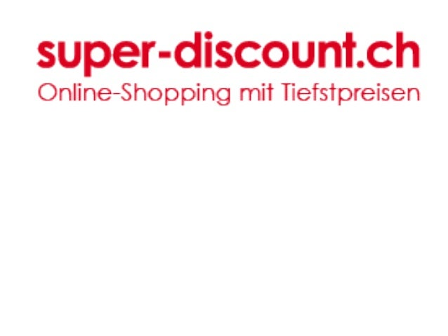Online  Shopping  mit  Tiefstpreisen   Sie  sparen  bis  zu  50%    www.super-‐discount.ch