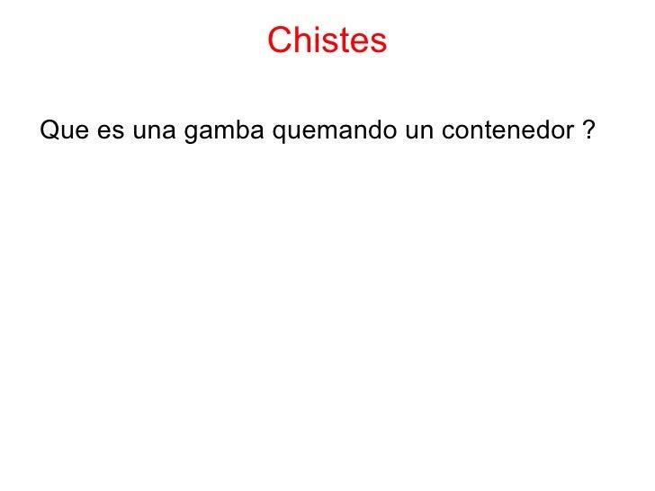 Mega Chistes