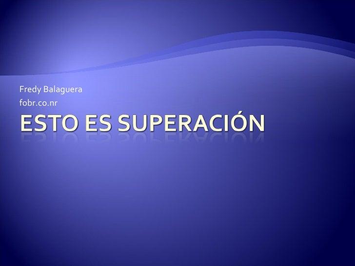Fredy Balaguera fobr.co.nr