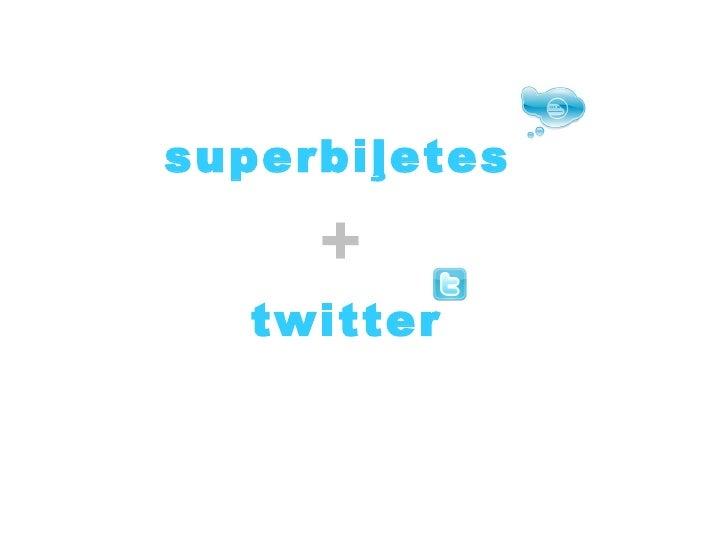Superbiletes.lv + TWITTER