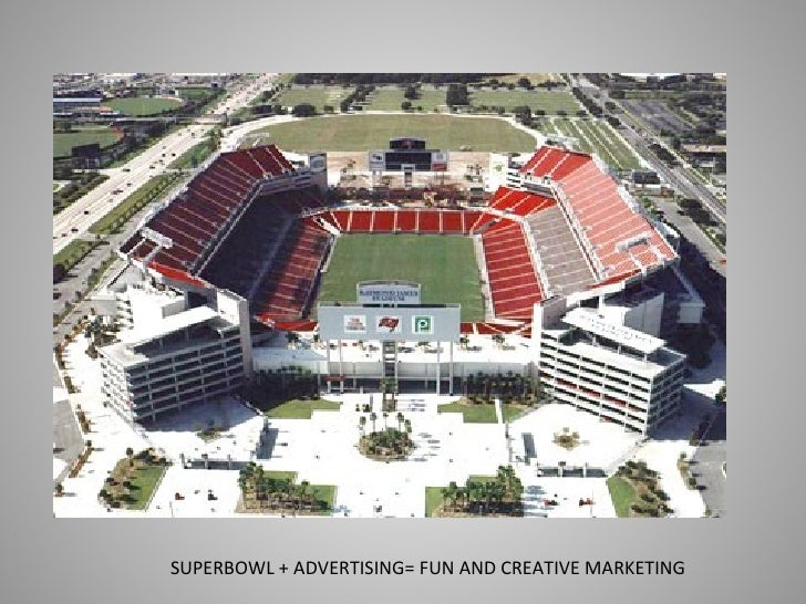 Superbowl Advertising
