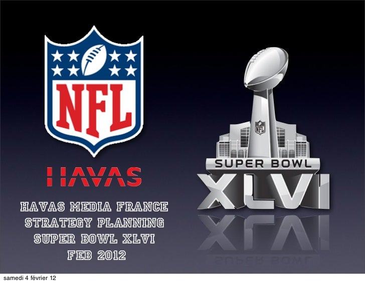 Super Bowl 2012 by Havas Media France