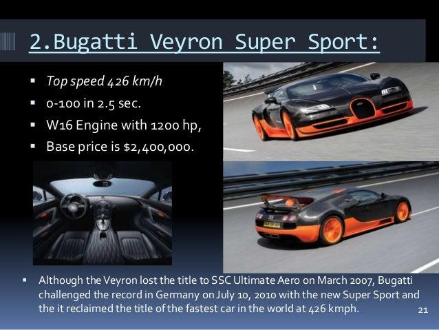 bugatti veyron super sport price tag. Black Bedroom Furniture Sets. Home Design Ideas