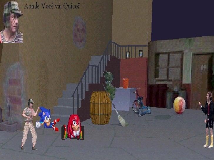 Super Chaves E Sonic - Episódio 2
