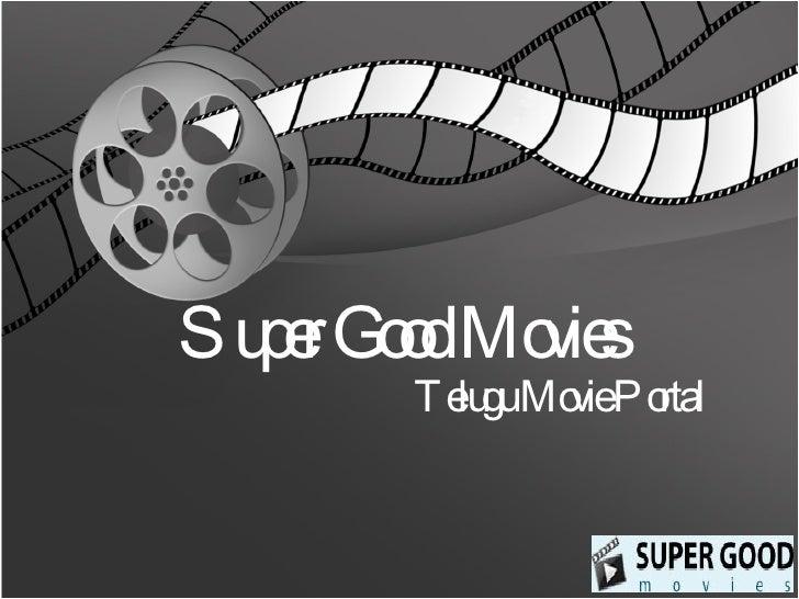 Supergoodmovies - Telugu Movie Portal