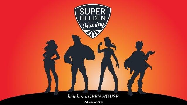betahaus OPEN HOUSE 02.10.2014