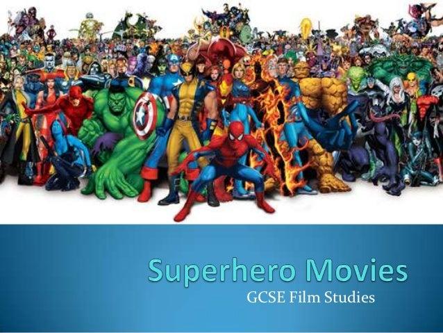 Introduction to Superhero Movies