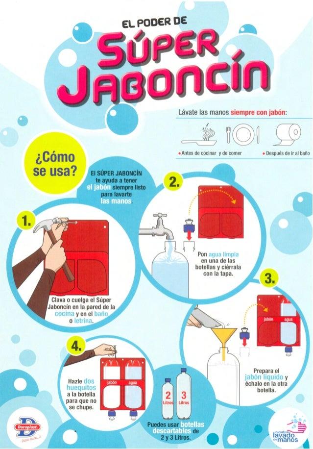 Super jaboncin casero