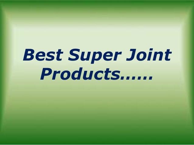 Super joint rejuvenation formula