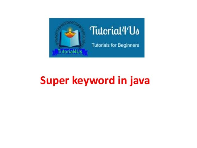 This keyword in java youtube