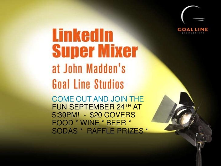COME OUT AND JOIN THE FUN SEPTEMBER 24TH AT 5:30PM!  -  $20 COVERS FOOD * WINE * BEER * SODAS *  RAFFLE PRIZES *<br />