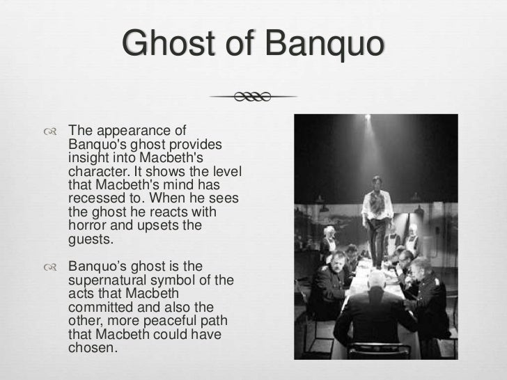 supernatural elements displayed in macbeth essay