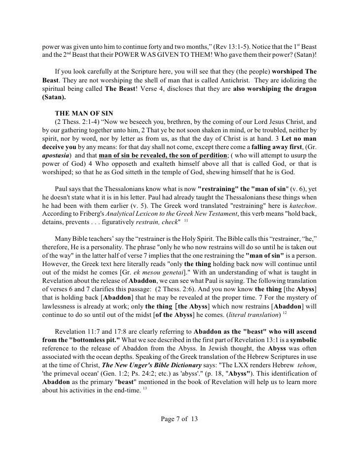 Revelations 13 1 5 Two Months Rev 13 1 5