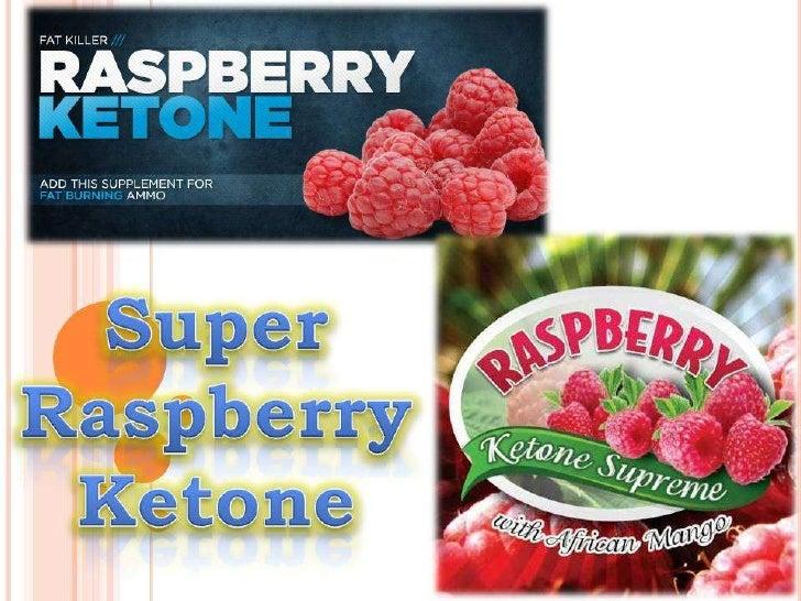 Super raspberry ketone
