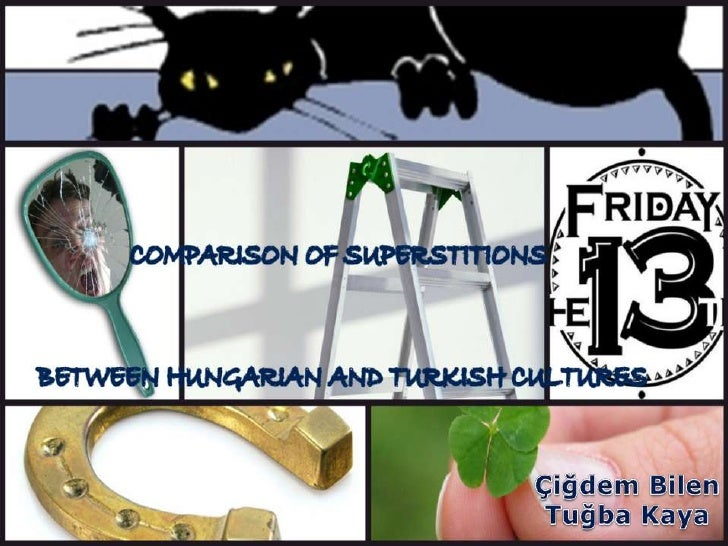 Superstitions between Hungarian and Turkish cultures