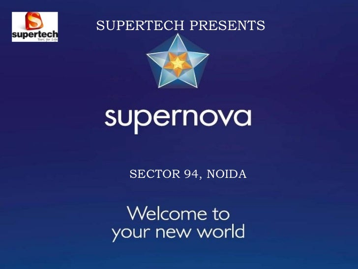 Supertech supernova Studio Apartments Noida || 9811822426