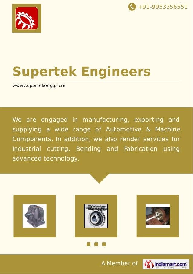 Supertek engineers