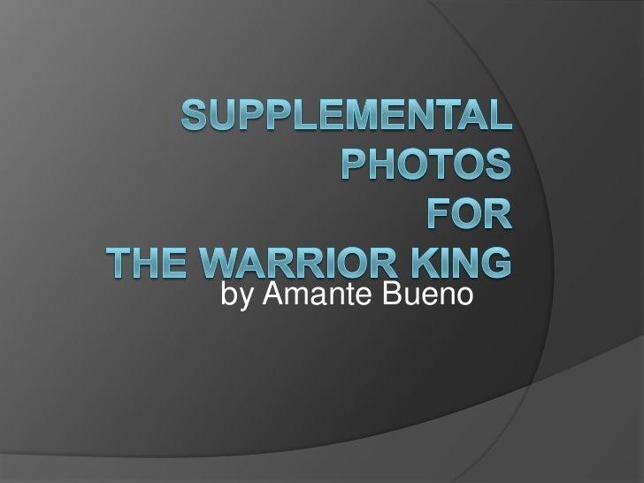 Photo Supplement