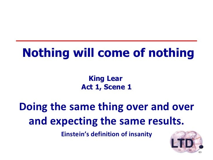 nothing king lear essay Shakespeare's king lear this essay shakespeare's king lear and other 63,000+ term papers, college essay examples and free essays are available now on reviewessayscom.