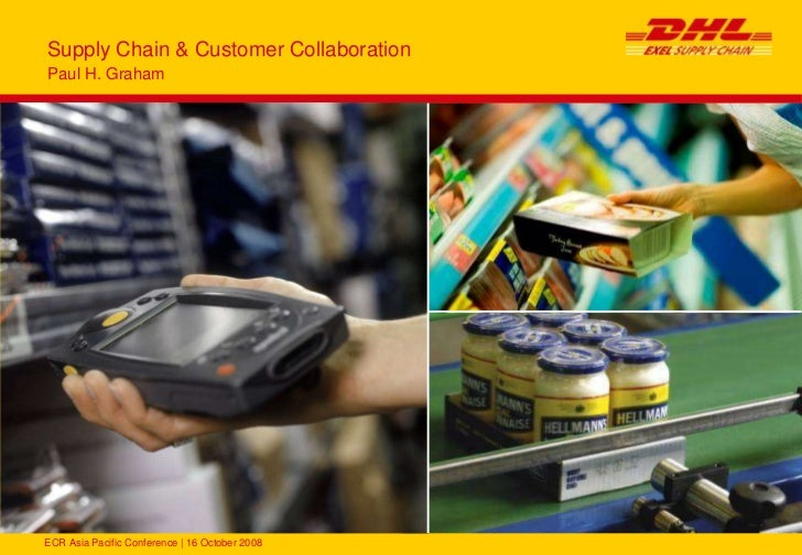Supply chain & customer collaboration dhl exel sc (15 oct08)