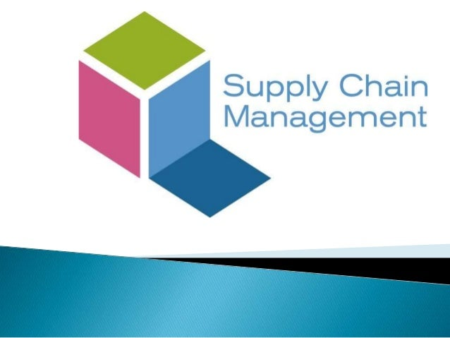 supply chain management white papers