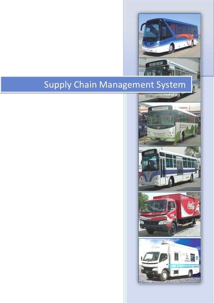 4890407476252Supply Chain Management System <br />3802380147955<br />Submitted to Mr. Sohail MajeedPrepared bySHEEMA RAZA2...