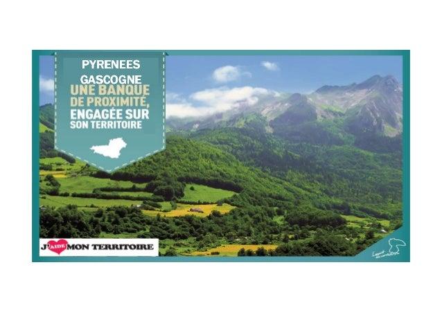 Le Crédit Agricole Mutuel Pyrénées Gascogne : une Banque de Proximité, engagée sur son territoire
