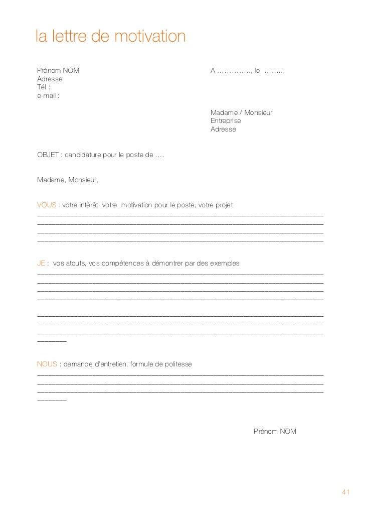 exemple lettre motivation decathlon