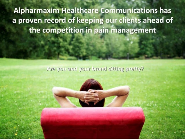 Supporting healthcare communications in pain management ppt pictures