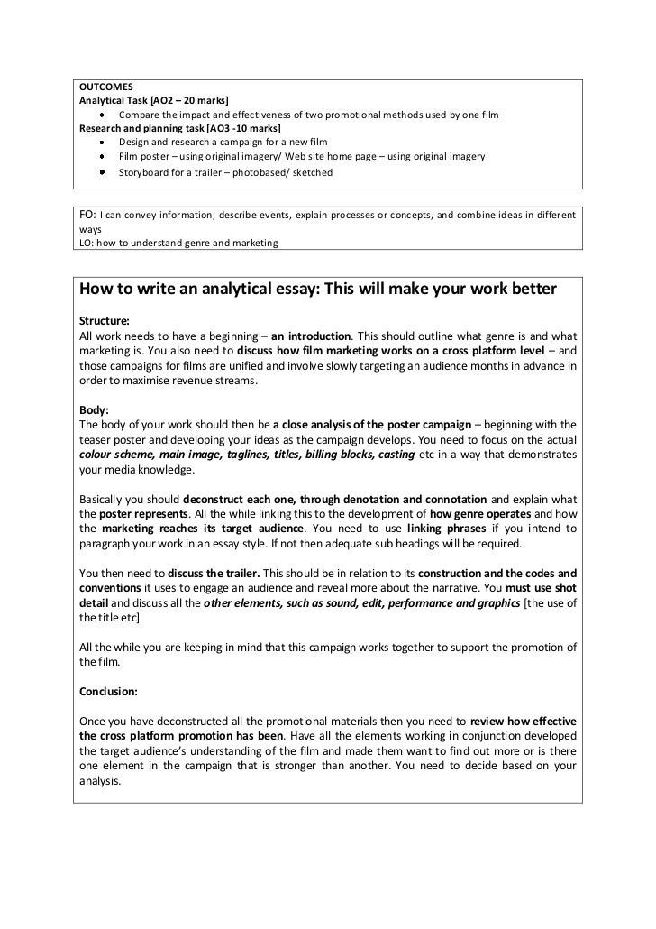 Type Essay Online