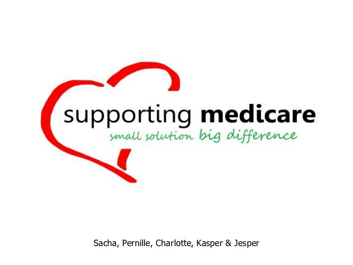 Supporting Medicare powerpointpræsentation