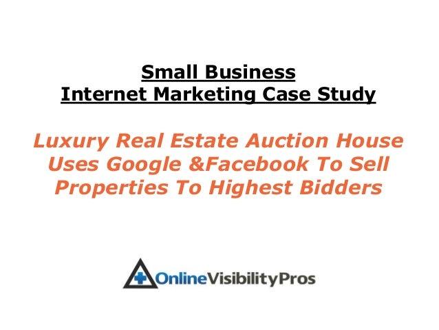 Facebook Marketing Plan For Business [Social Media Marketing Case Study]