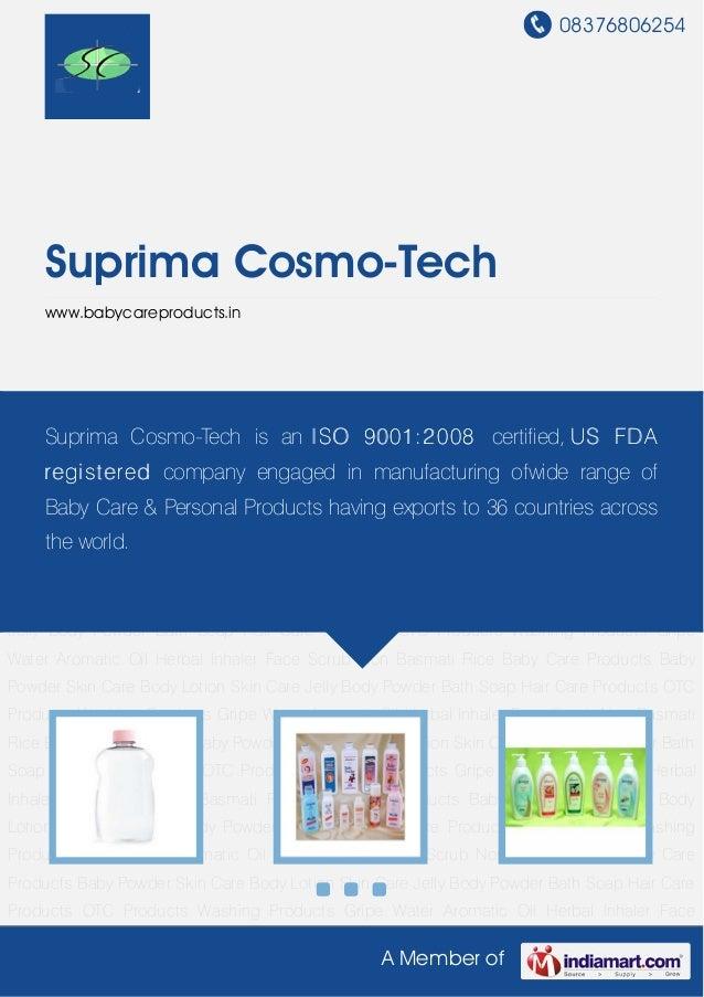 Suprima cosmo-tech