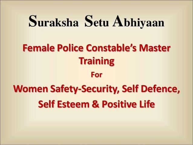 Suraksha setu abhiyaan training intro