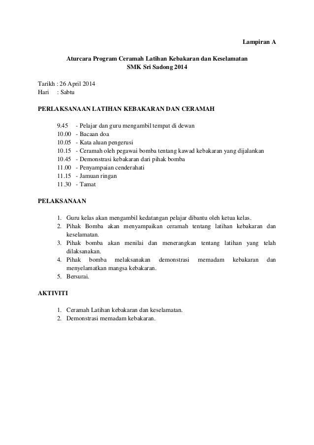 Contoh Surat Rasmi Kepada Ketua Menteri Sarawak Surat Rasmi Ra