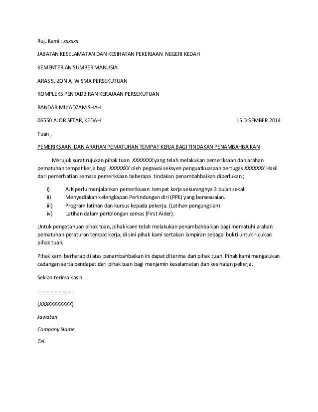 surat kepada kerajaan jkkp 1 638