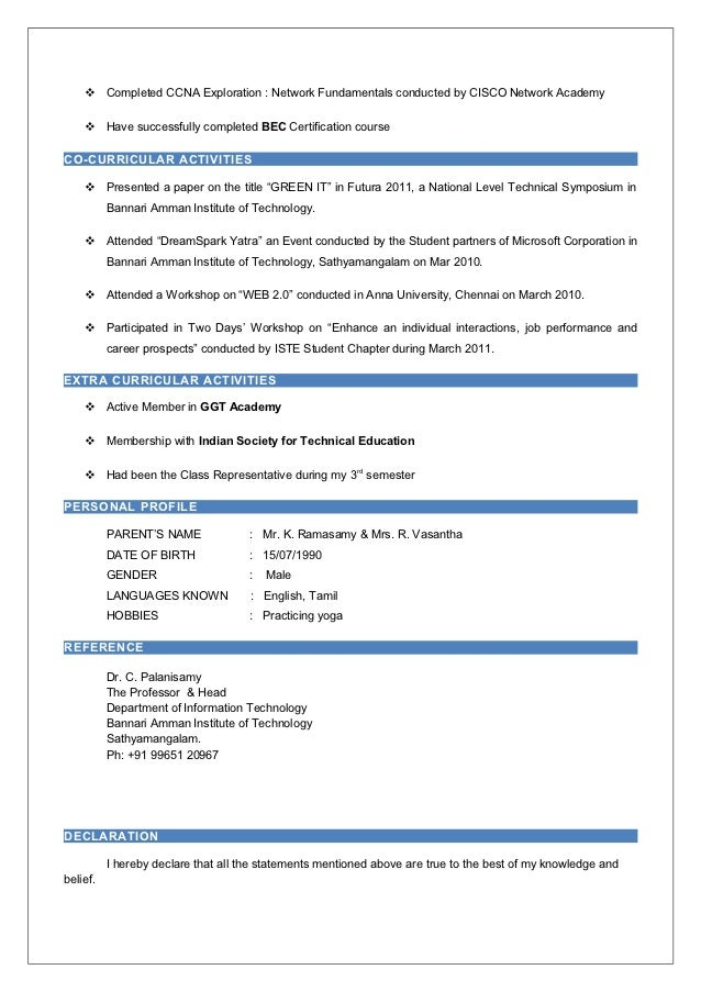 Ccna Resume | Resume CV Cover Letter