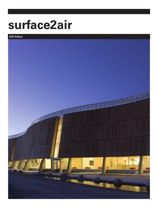 surface2air 2012 Edition