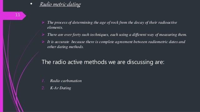 Radiometric dating reliable
