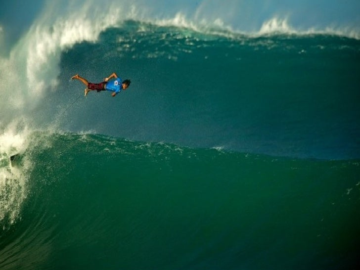 Surfer Wipe Outs