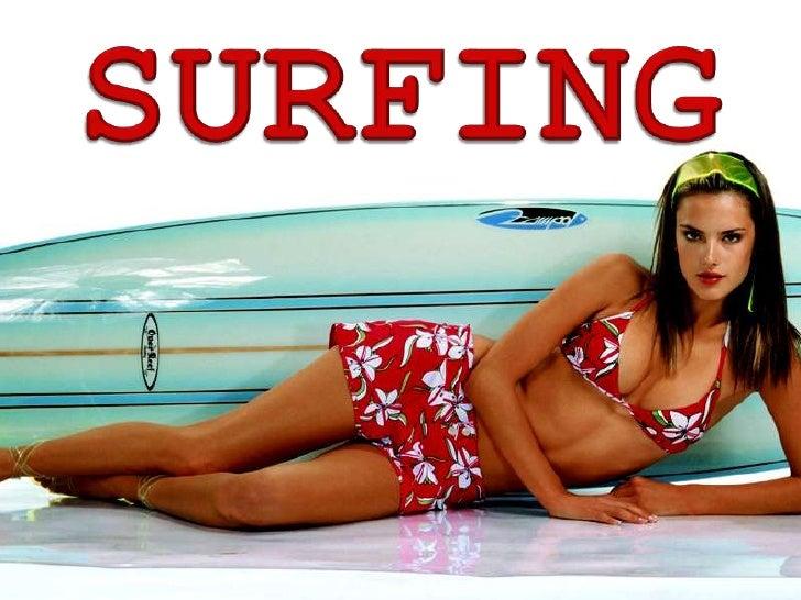 SURFING<br />