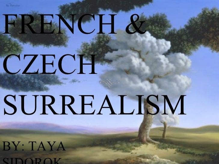French & Czech Surrealism