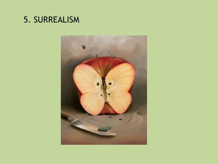 Surrealism just